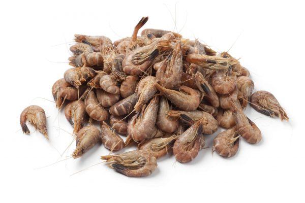 Whole Brown Shrimps 500g